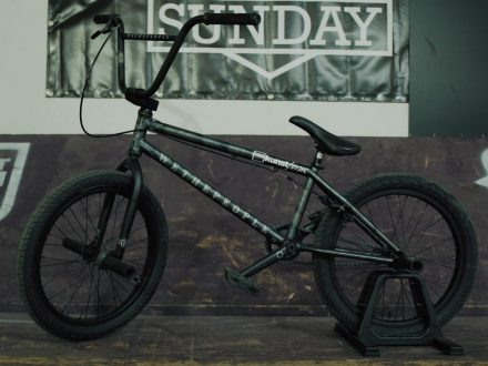 Kunstform BMX Bike